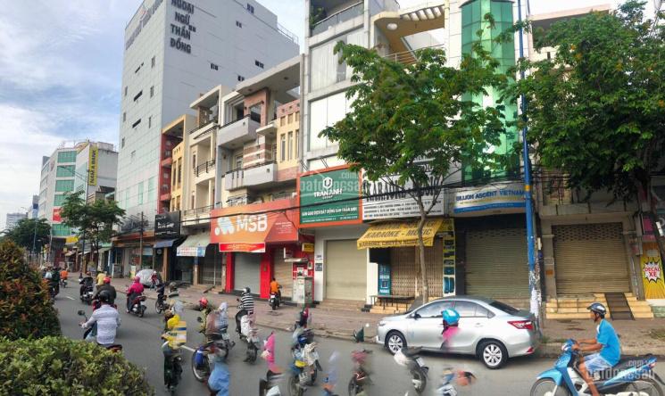 Cho thuê nhà 80m2 mặt tiền kinh doanh Trường Chinh, Tân Thới Nhất, Quận 12 ảnh 0