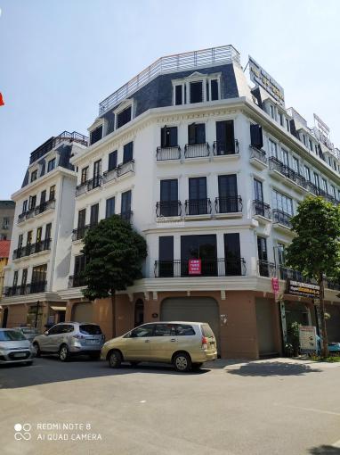 Cho thuê nhà riêng quận Cầu Giấy, ngõ 92 Nguyễn Khánh Toàn. DT 90m2 x 6 tầng, căn góc, có thang máy ảnh 0