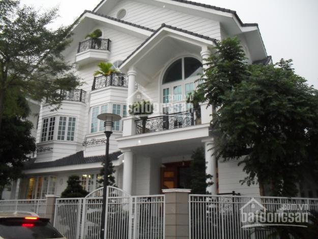 Xuất ngoại cần bán HXH biệt thự Nguyễn Cửu Vân P17 BT (cách MT 1 căn) DT 8.2x15m, 4 lầu giá 21.5 tỷ ảnh 0