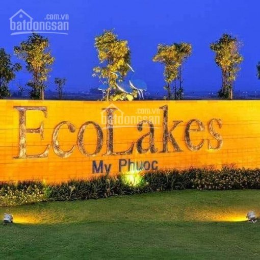 Bán nhà phố Ecolakes - cách công viên 100m, cách TTTM GO, Quốc Lộ 13, ĐH Việt Đức 1km ảnh 0