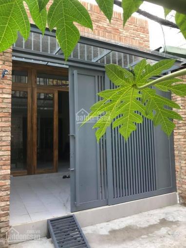 Nhà xây mới phong cách thô mộc, trung tâm Gò Vấp, P10, DT 70m2, 2PN, giá 5.x tỷ ảnh 0