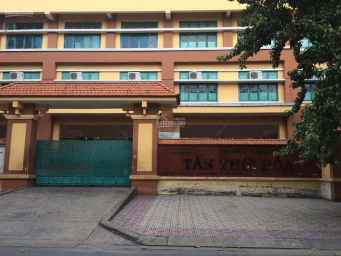 Bán nhà cấp 4 phường Tân Thới Hoà, quận Tân Phú, TPHCM ảnh 0