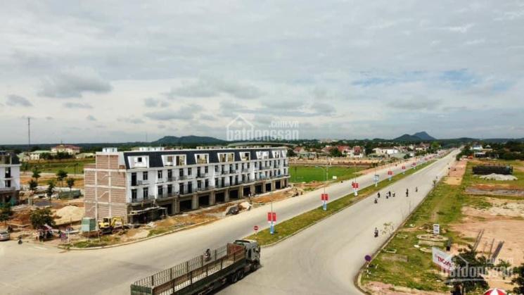 Mở bán dãy Shophouse mặt đường Lê Hồng Phong dự án TNR Thái Hòa ảnh 0