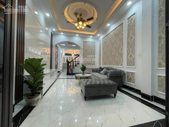 Bán gấp nhà ngõ 129 Nguyễn Trãi, nhà đẹp chỉ việc ở 48m2 x4T, 5.3 tỷ ảnh 0