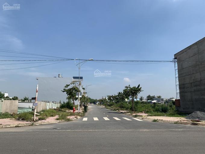 Đất nền Nhơn Trạch, ngay Chợ Đại Phước, sổ đỏ, hạ tầng hoàn thiện, ngay KDC Đông đúc, tiện KD, ở ảnh 0