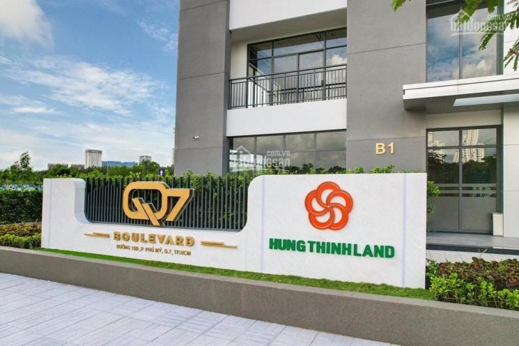 Shophouse căn hộ Q7 Boulevard Nguyễn Lương Bằng, quận 7, giá 7,7 tỷ nhận nhà kinh doanh ngay ảnh 0