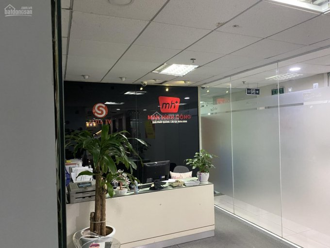 Cho thuê văn phòng chuyên nghiệp tại tòa Việt Á - Duy Tân - Cầu Giấy. Diện tích từ 100m2 - 870m2 ảnh 0