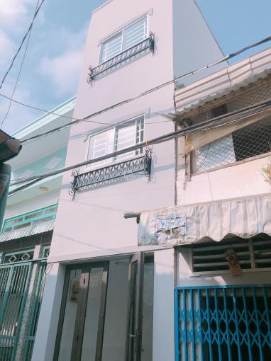 Bán nhà 1 trệt 2 lầu, hẻm 8 Đinh Tiên Hoàng, P. An Cư, lộ 4m thông thoáng ảnh 0