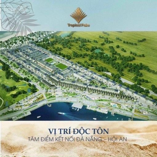 Đất nền ven biển view Sông Cổ Cò - Ngọc Dương Riverside mở rộng - KĐT Tropical Palm ảnh 0