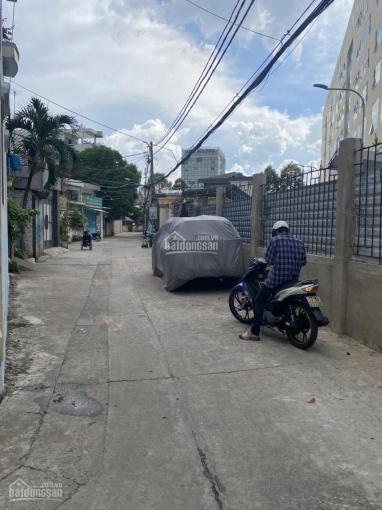 Bán nhà hẻm xe hơi Lý Thường Kiệt, Phường 7, Quận Tân Bình ảnh 0