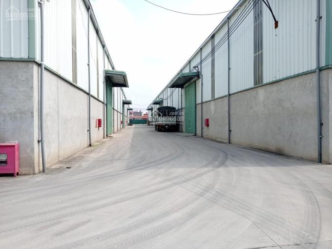 Cho thuê kho xưởng 1000m2 - 3500m2 tại KCN Tân Quang, Văn Lâm, Hưng Yên ảnh 0