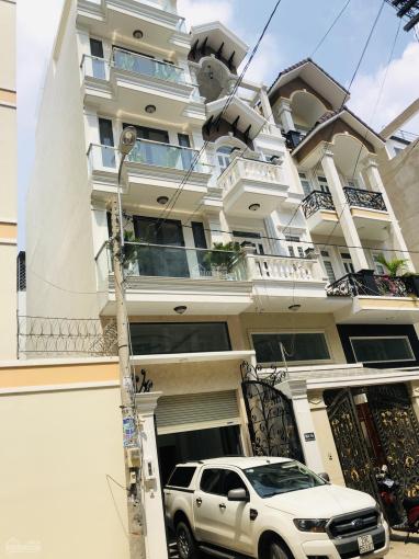 Bán nhà full nội thất vị trí đẹp đường hẻm xe hơi chỉ 1 sẹc là tới Dương Quảng Hàm, P5, Gò Vấp ảnh 0