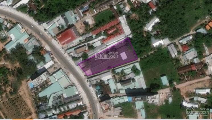 Bán lô đất 3678m2 mặt tiền đường Trần Hưng Đạo - TP. Phú Quốc ảnh 0