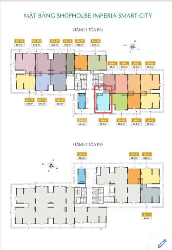 Quỹ căn shophouse độc quyền Vinhomes Smart City. Mặt sảnh, 0898830999 ảnh 0