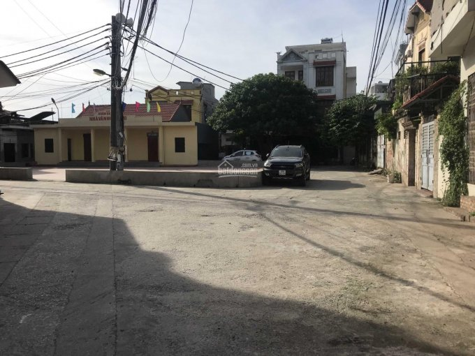 Bán đất Quỳnh Đô, Vĩnh Quỳnh, Thanh Trì, lô góc, DT 50m2, MT 4.6m, sổ đỏ, giá 2.05 tỷ ảnh 0