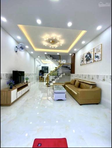 Bán nhà hẻm xe hơi Thoại Ngọc Hầu, Tân Phú, 69m2, 2 tầng, 5tỷ3 ảnh 0