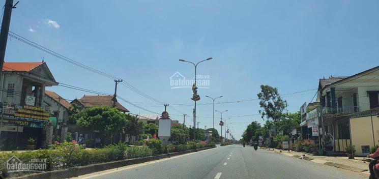 Mặt tiền kinh doanh Quốc lộ 1A mồng 2/4 -  Trung tâm thị trấn Cam Lộ ảnh 0