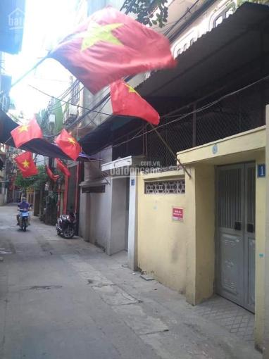 Nhà mới, ngõ 213 Giáp Nhất, Thanh Xuân 50m2x5T, ô tô, ở ngay ảnh 0