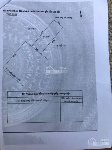 Bán đất mặt đường 30m lô 9 - Lê Hồng Phong - Sau trường cấp 3 Trần Phú ảnh 0