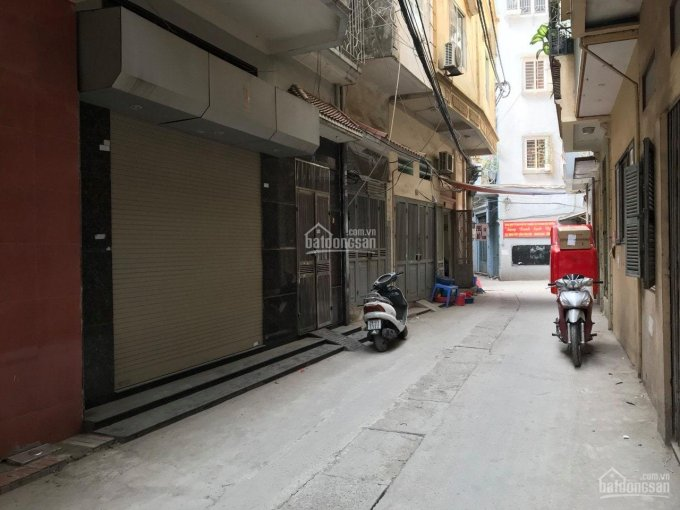 Bán nhà phố Khương Hạ - ô tô kinh doanh 45m2 - 5 tầng - MT 4m giá chỉ 5,5 tỷ - hàng siêu hiếm ảnh 0