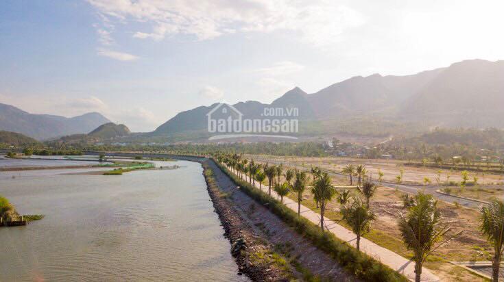 Khu đô thị Ven Sông Tắc (Hòn Một), giá cực rẻ 13tr/m2, đd công viên, alo ngay 0916377378 hôm nay ảnh 0