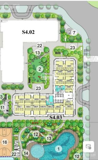 Tôi đang muốn bán căn 109m2, ở S4, Vinhomes City Đại Mỗ đường 52m giá thỏa thuận ảnh 0