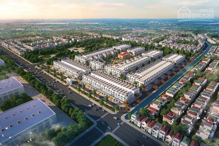 Ra hàng đợt 1 Tiền Hải Star City 15tr/m2 chiết khấu 4%, có sổ từng lô vĩnh viễn, hạ tầng hoàn thiện ảnh 0