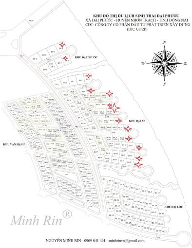 Cần mua đất biệt thự ven sông khu DIC, mua giá cao hơn thị trường ,0919058451 ảnh 0