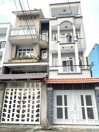 Bán nhà mặt tiền 44 đường Trịnh Lỗi, 4.1mx20m, 3 lầu, giá 9.6 tỷ, Phường Phú Thọ Hòa, Quận Tân Phú ảnh 0