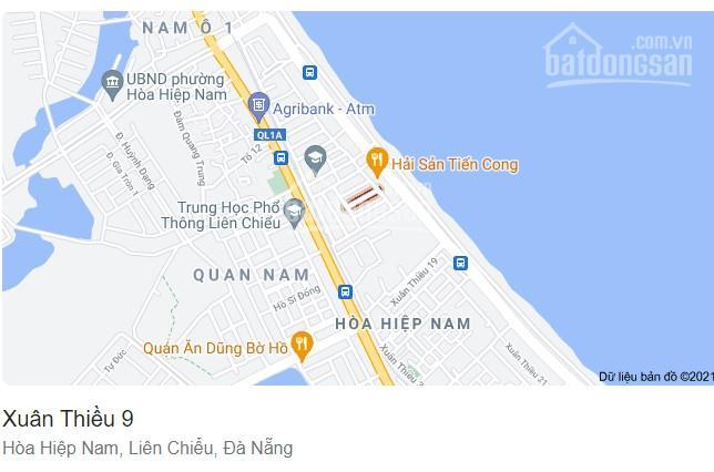 Bán nhà cấp 4 đường Xuân Thiều 9 khu TDC Hòa Hiệp 2 ảnh 0
