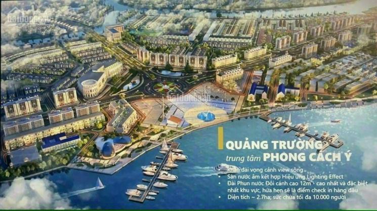 Siêu phẩm Shop Boutique bến du thuyền 5 sao mặt đường chính 60m chỉ TT 10% với 4 tỷ dự án Aqua City ảnh 0