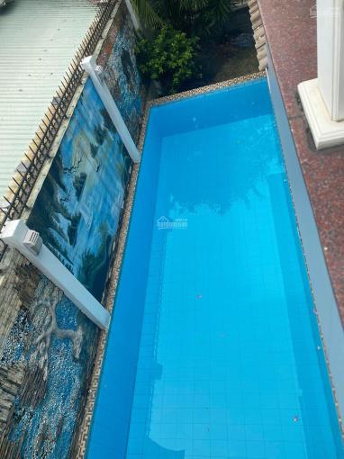 Cho thuê biệt thự đường Ngô Quang Huy 10x33m có hồ bơi. LH: 0936262692 ảnh 0