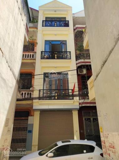 Chính chủ cần bán nhà phố Tô Hiệu, 4 tầng, 52m2, cạnh CC - BT Huyndai, SĐCC. LH 0974104664 ảnh 0