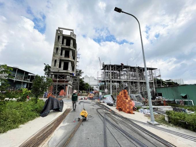 Lô đất vị trí đẹp giá tốt nhất khu mới phân lô, HXH gần chợ An Nhơn, trường cấp 3 Trần Hưng Đạo ảnh 0