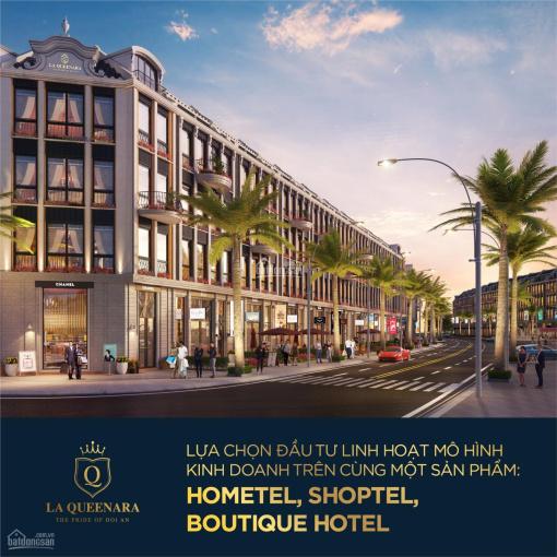 Shoptel biển La Queenara Hội An chỉ từ 2.1 tỷ (25%) sổ đỏ lâu dài thanh toán thảnh thơi - sinh lời ảnh 0