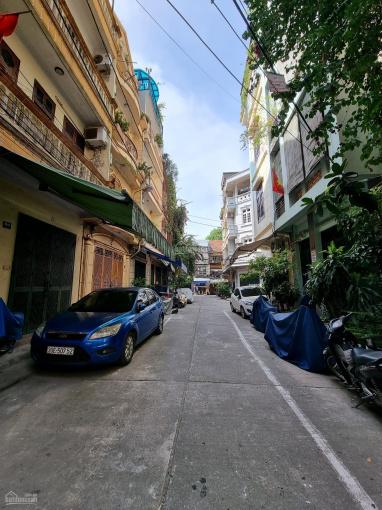 Tôi cần bán nhà liền kề căn góc 2 mặt đường to (y như ảnh), ô tô đỗ cửa ngày đêm, DT 60m2 x 4T ảnh 0