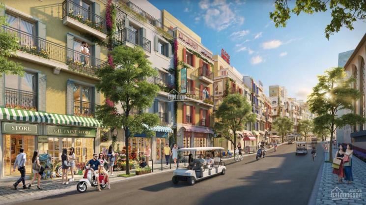 Độc quyền bán shophouse Sun Grand Boulevard đường Nguyễn Hồng Lễ, 127m2, căn góc, giá gốc 10,8 tỷ ảnh 0