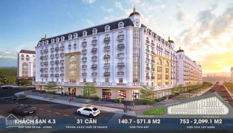 Botique Hotel - chính sách 3 không siêu khủng - thông tin trực tiếp CĐT - LH GDDA: 0978 585 140 ảnh 0