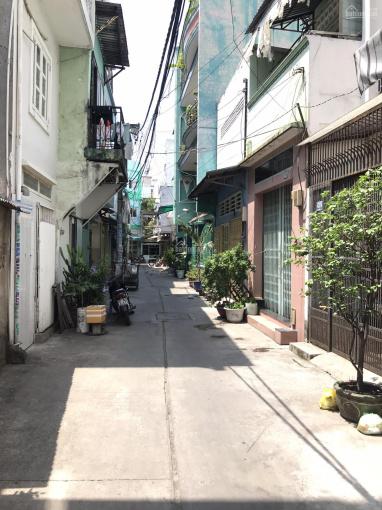 Nhà hẻm 702 Hồng Bàng gần THCS Lê Anh Xuân. DT: 53m2 (4x16m) 6,5 tỷ ảnh 0