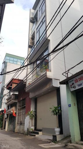 Cho thuê nhà 4 tầng DT 50m2, otô, kinh doanh, Lê Trọng Tấn, Thanh Xuân. LH 0979300719 ảnh 0