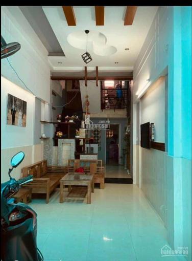 Cho thuê nhà nguyên căn HXH đường Phan Huy Ích, gần ngã 4 Quang Trung, P14, Q. Gò Vấp ảnh 0