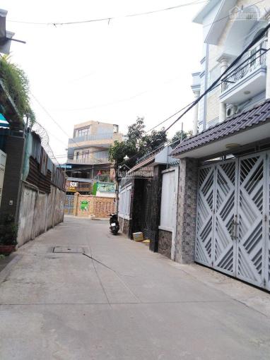 Bán đất tặng nhà cấp 4 hẻm xe hơi phường Thạnh Mỹ Lợi, Q2 ảnh 0