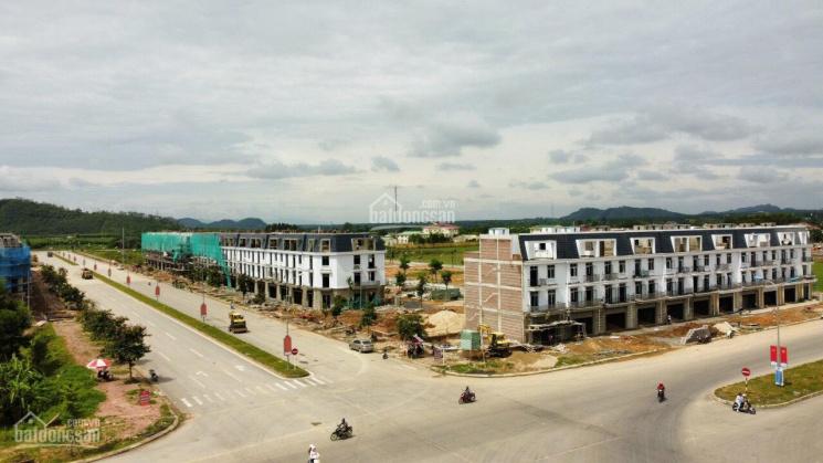 Bán gấp căn Shophouse (đầu ve 2 MT) dự án TNR Stars Thái Hòa, Nghệ An, cách ngã 5 trung tâm 250m ảnh 0