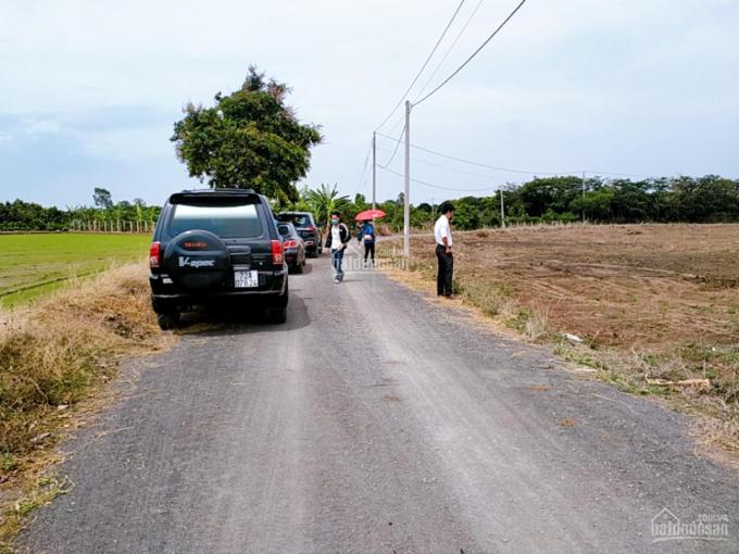 Bán đất sào huyện Đất Đỏ, xã Long Tân gần khu công nghiệp Đất Đỏ hàng F0 chưa qua đầu tư 1,1 tỷ/sào ảnh 0
