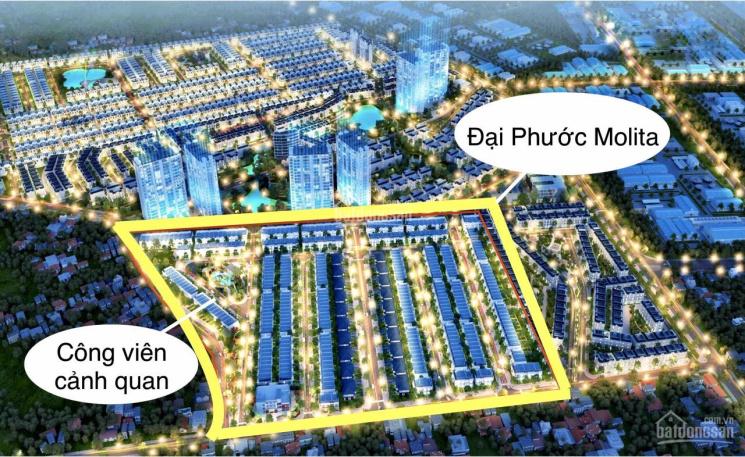 Bán Dự án Đại Phước Molita ngay trung tâm Bàu Bàng, Bình Dương. Hotline 0916871213 ảnh 0