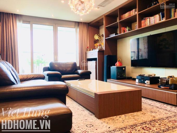 Bán CHCC Mandarin Garden 130m2 - full nội thất - nhà đẹp - view thoáng ảnh 0