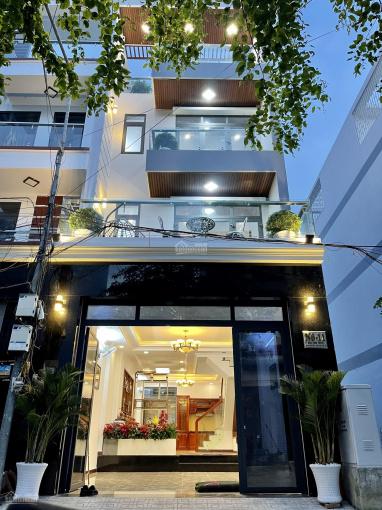 Bán nhà N6-11 Huỳnh Tấn Phát, hoa hồng giới thiệu 150 tr, full nội thất, DT 05 x 16m, 04 tầng ảnh 0