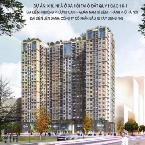 Cần bán căn hộ 18B2 - 59m2 - giá 1,5 tỷ - Phường Phương Canh - Từ Liêm (cạnh Đại Học Công Nghiệp) ảnh 0
