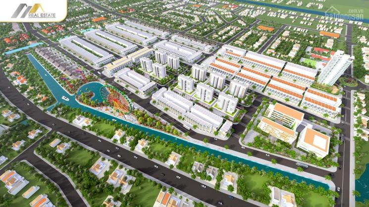 Bán nhà phố ngay trung tâm TP Cần Thơ, giá chỉ 17 triệu/m2 sàn ảnh 0