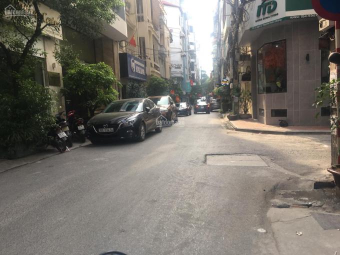 Bán nhà phố Nguyên Hồng DT 60m2 mặt tiền 5,5m x 5 tầng kinh doanh sầm uất giá 18 tỷ, LH 0964298989 ảnh 0